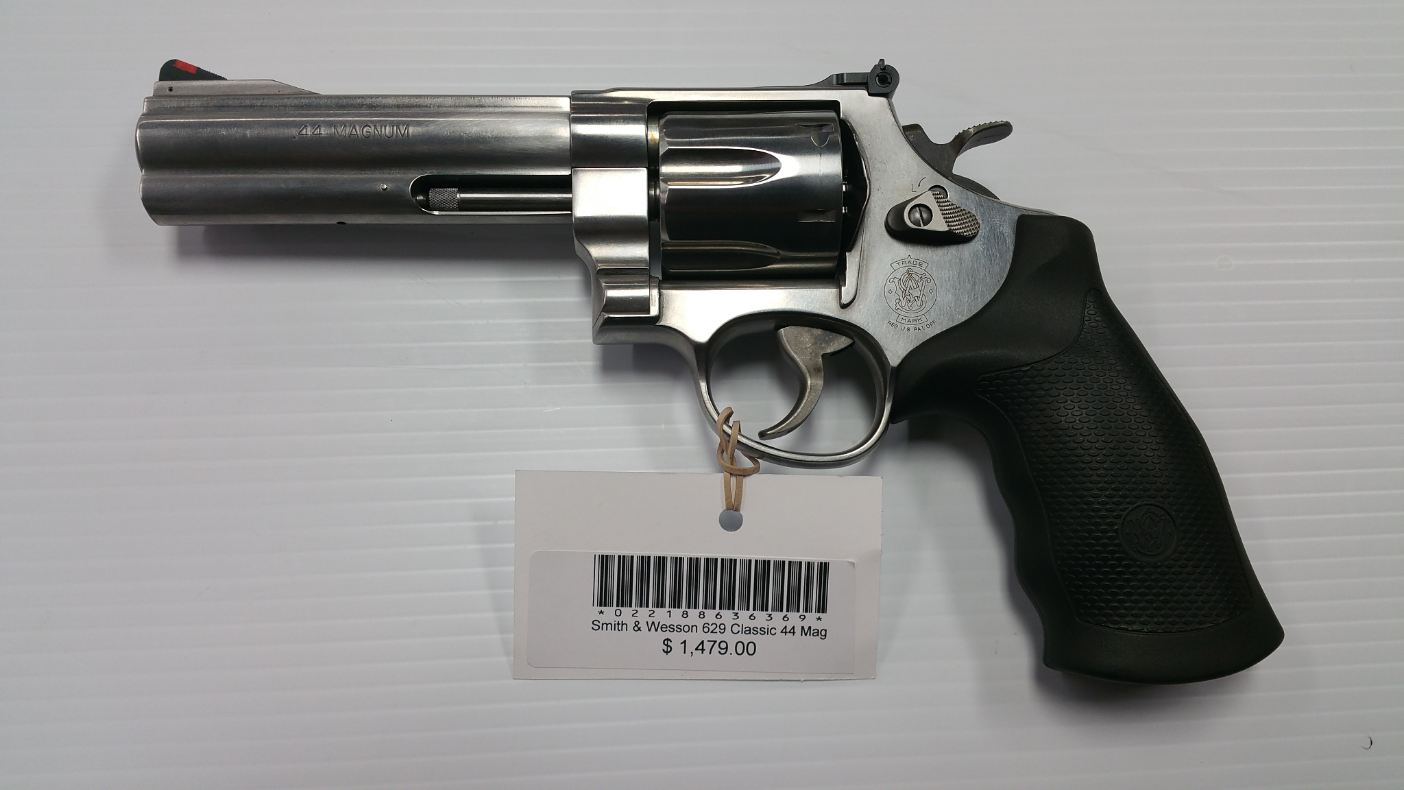 Smith & Wesson 629 .44 magnum