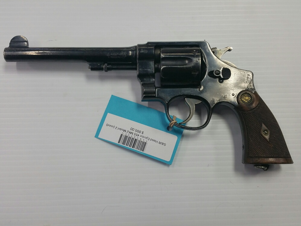 Smith & Wesson Hand Ejector .455 MK2 Model 2 (USED)
