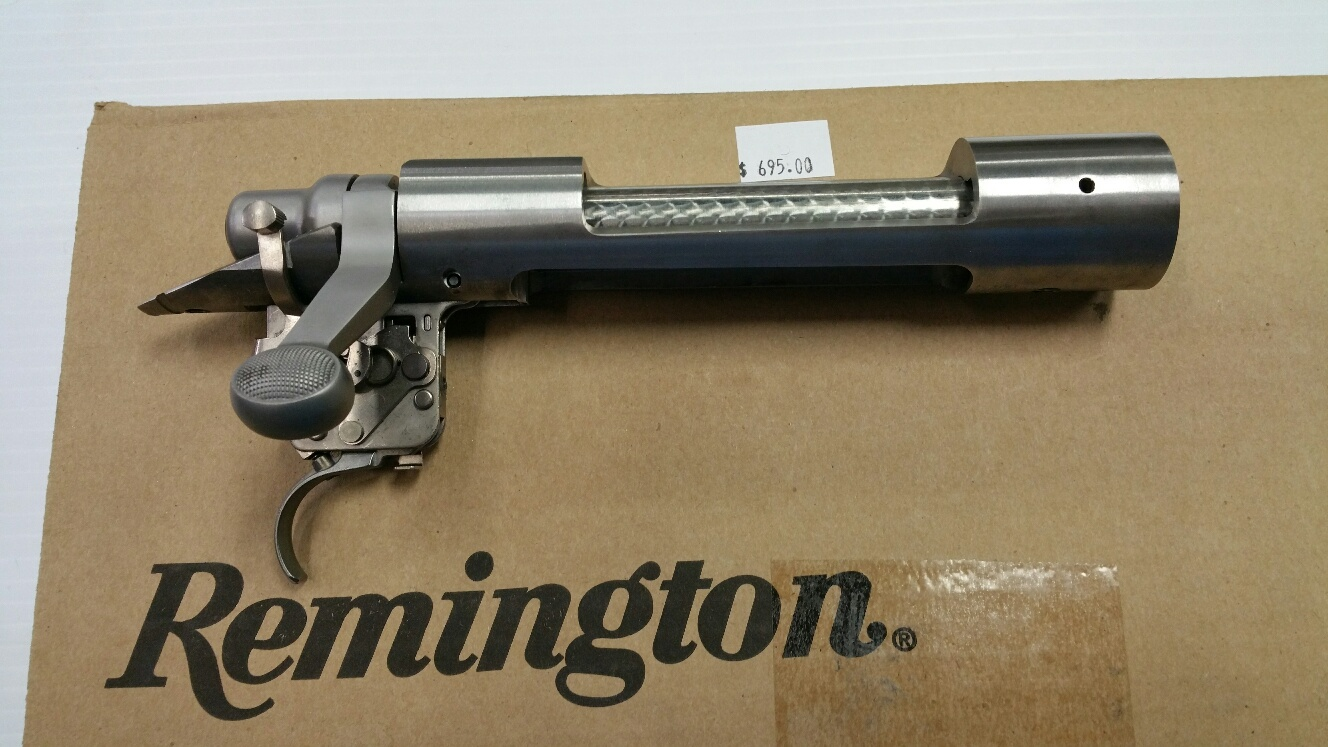 Remington Long Action Stainless Receiver (Magnum Bolt Face)