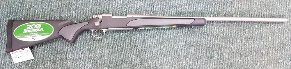 Remington 700 SPS Stainless .22-250
