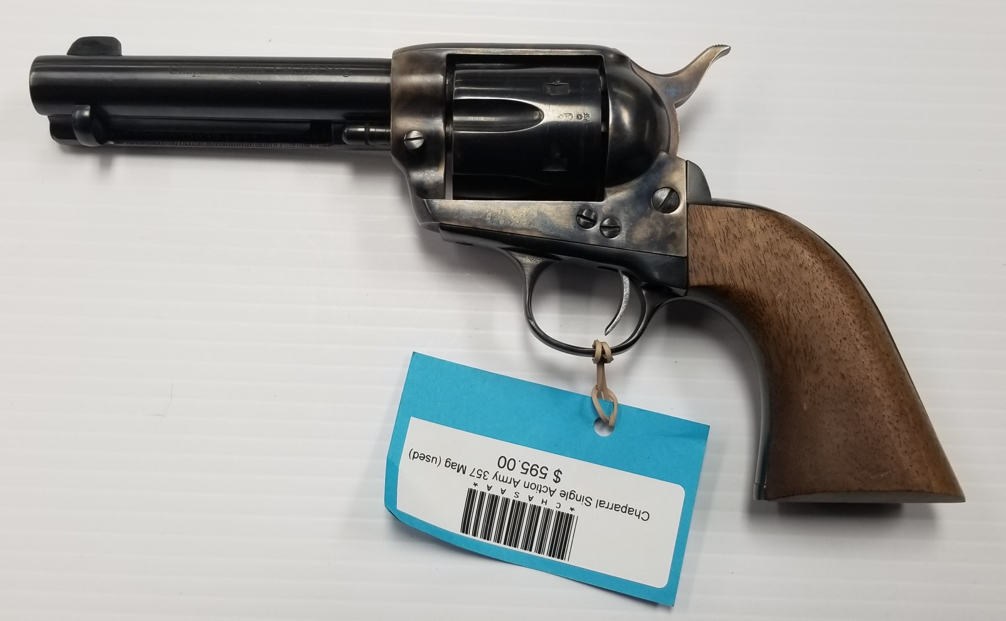 Chaparral Single Action Army .357 mag. (USED)