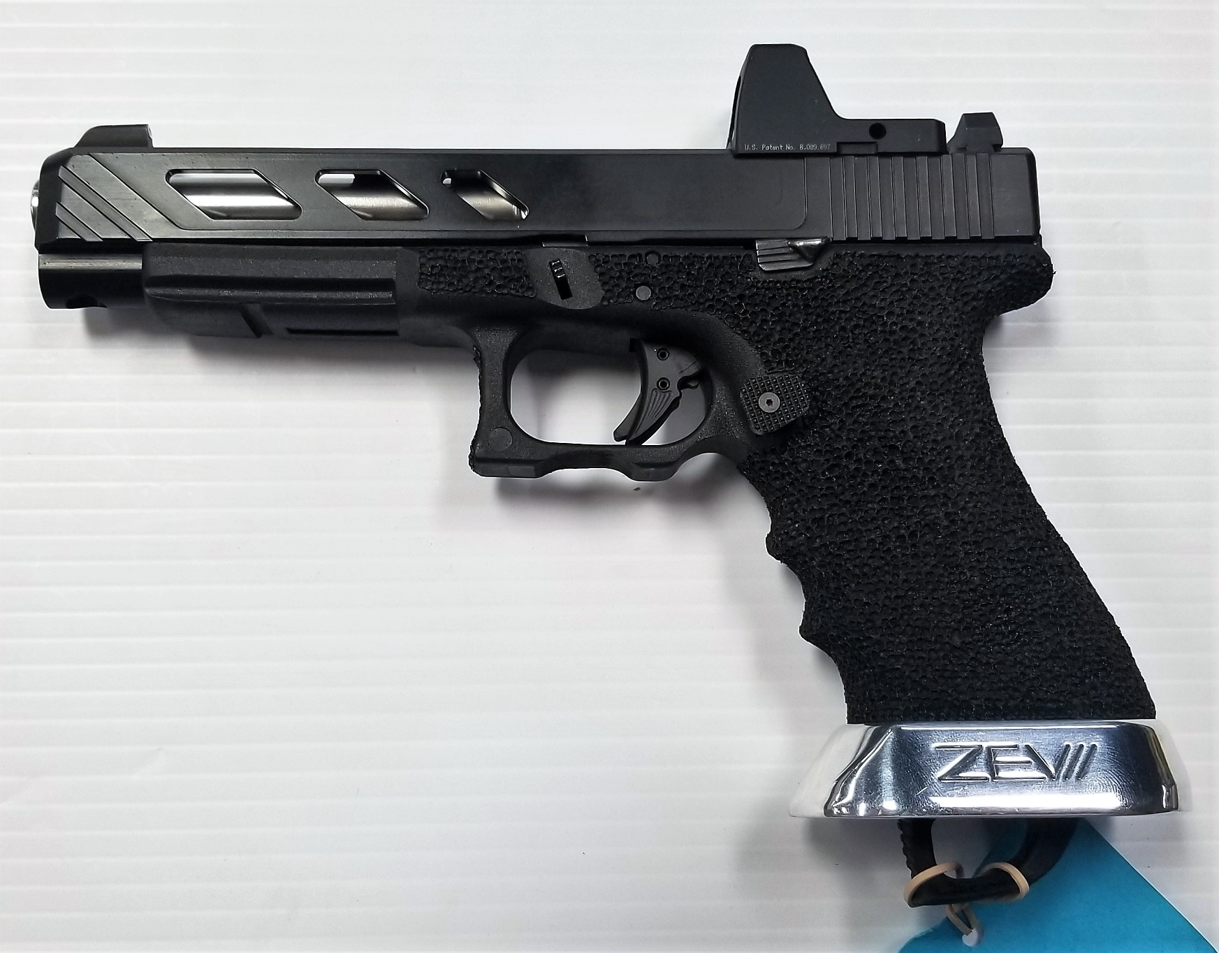 Glock Gen 3 Zev Tech Custom with RMR