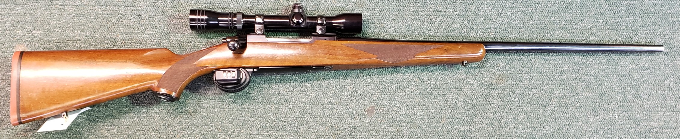 Ruger M77 7 Rem. Mag. with Scope (used)