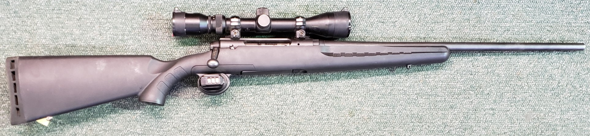 Savage Axis 30-06 with Scope (used)