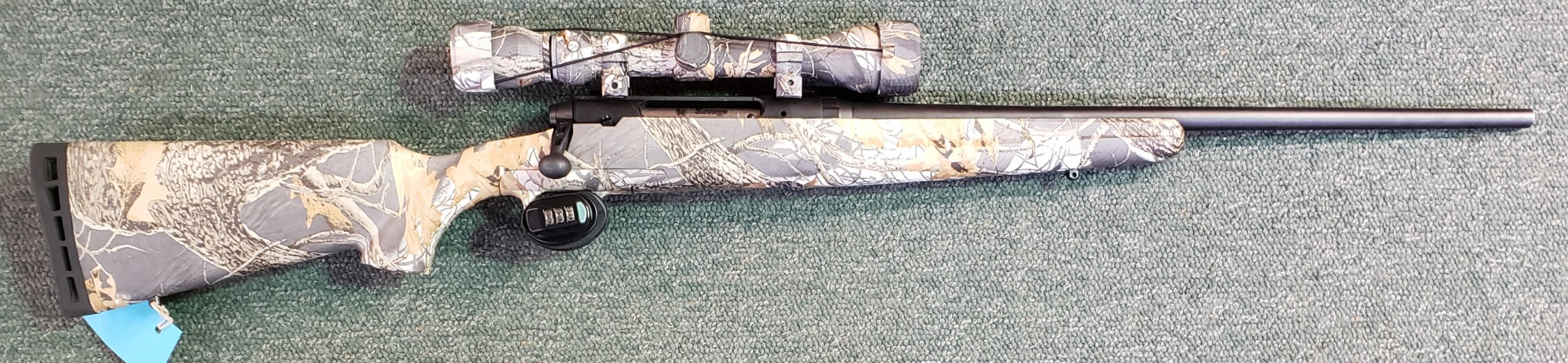 Savage Axis Camo .270 win. (used)
