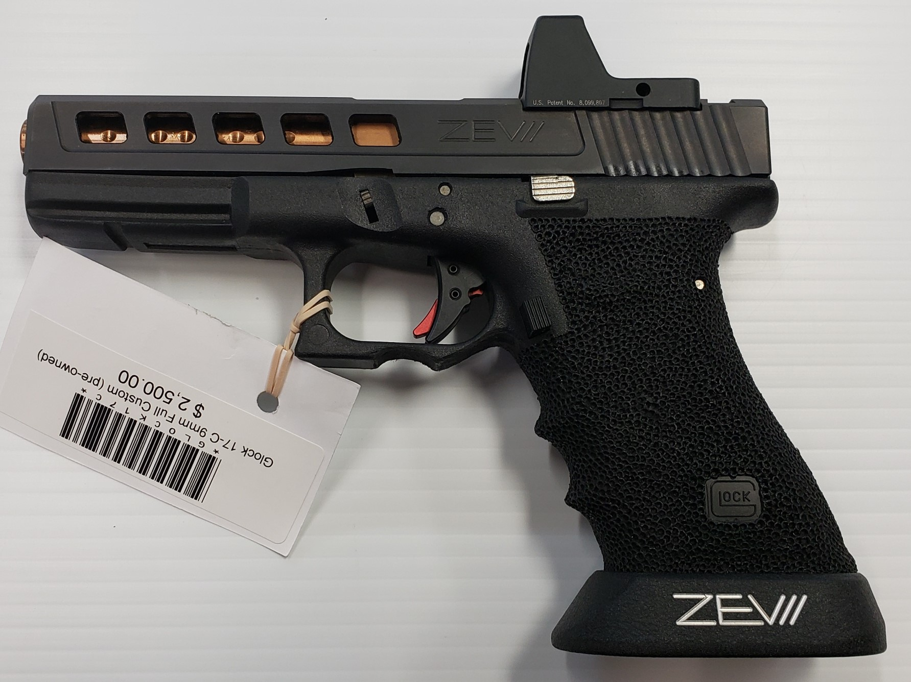Zev Technologies G17C Full Custom (pre-owned)