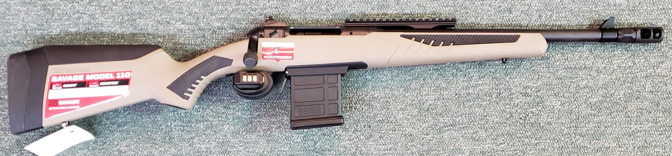 Savage Model 110 Scout .308 win
