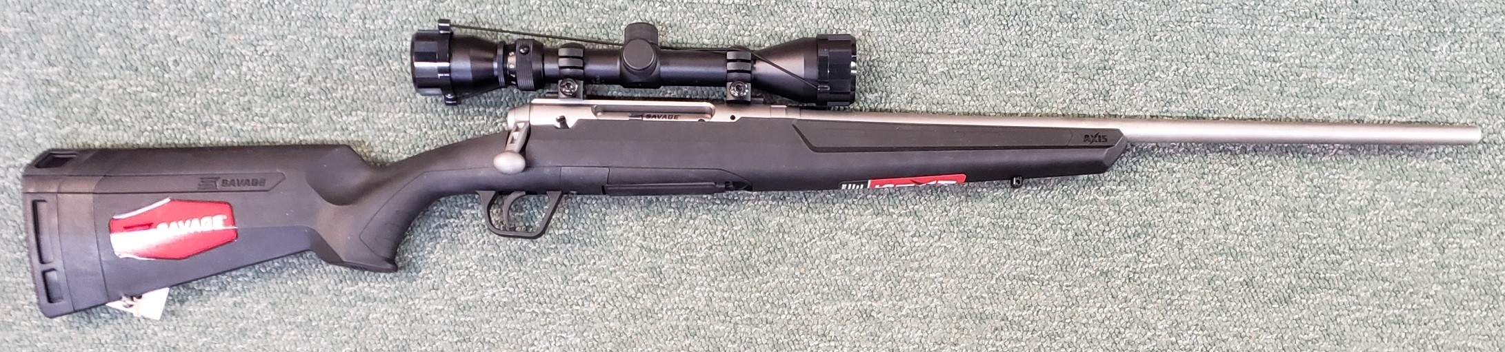 Savage Axis XP Stainless Syn. .308 win