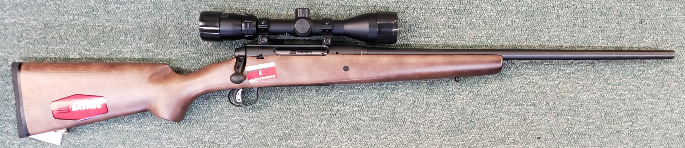 Savage Axis II XP .270 hardwood