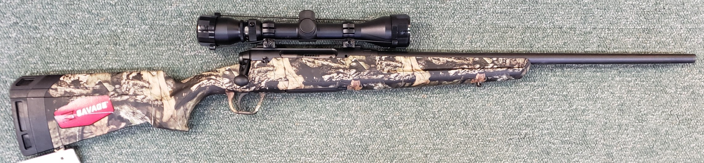 Savage Axis XP Camo 6.5 Creedmoor