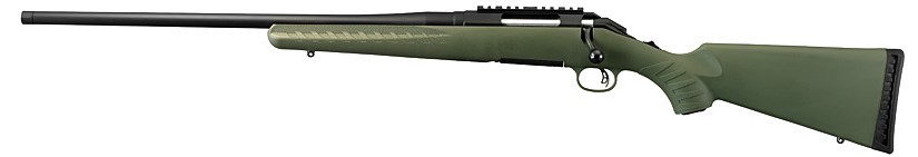 Ruger American 6.5 Creedmore Left Hand