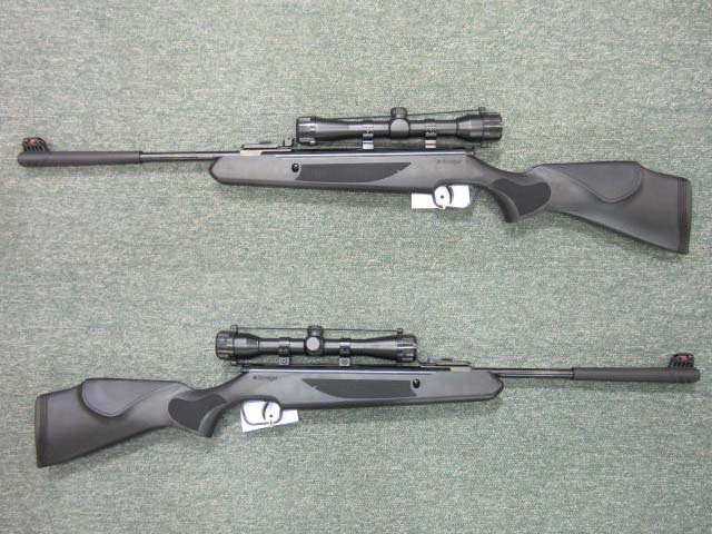 Stoeger X-5 Youth .177 Pellet-Scope Included