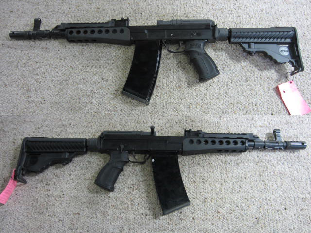 C.S.A. VZ-58 with NEA Handguard .223 Rem. (used) (Restricted)