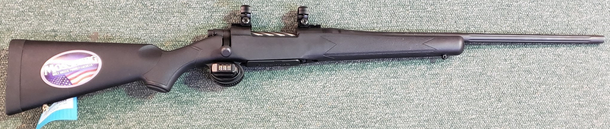 Mossberg Patroit with rings .270 win (used)