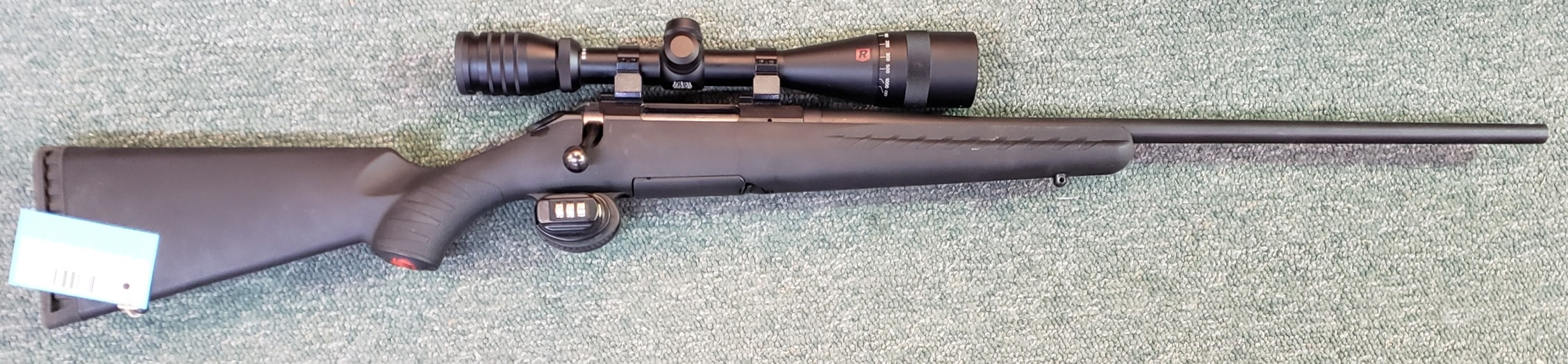 Ruger American 22-250 W/scope (used)