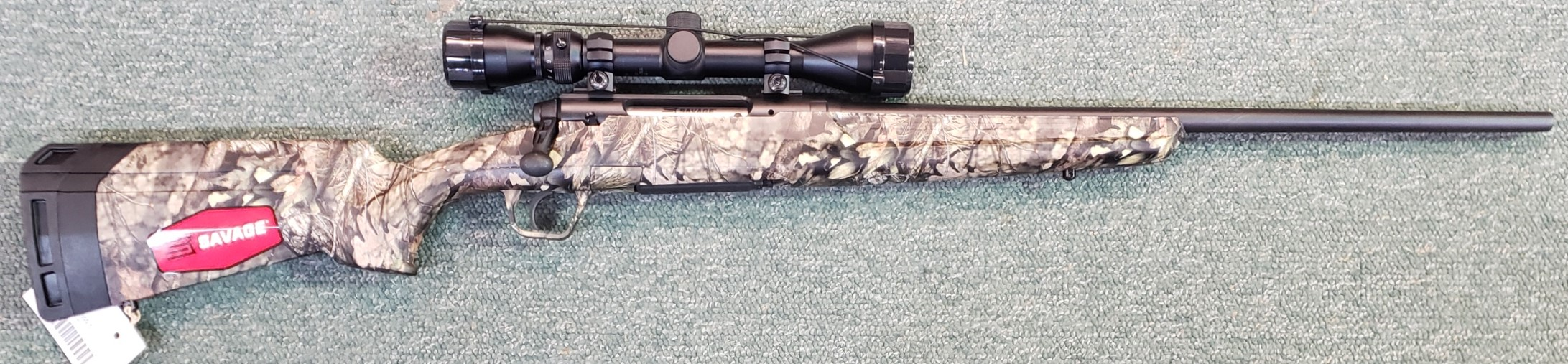 Savage Axis XP Camo 7mm-08 Rem.