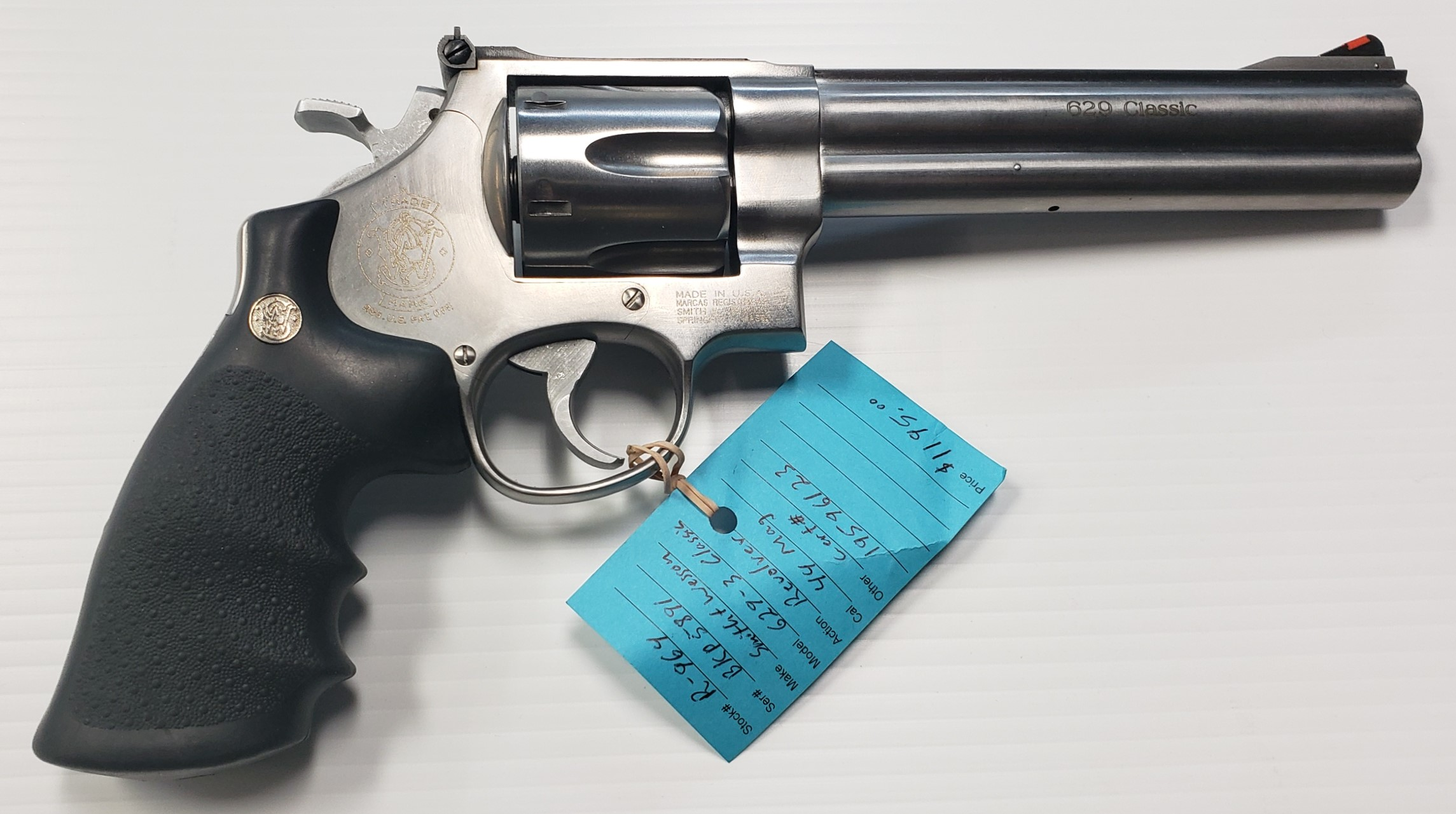 Smith & Wesson 629 .44 magnum (used)