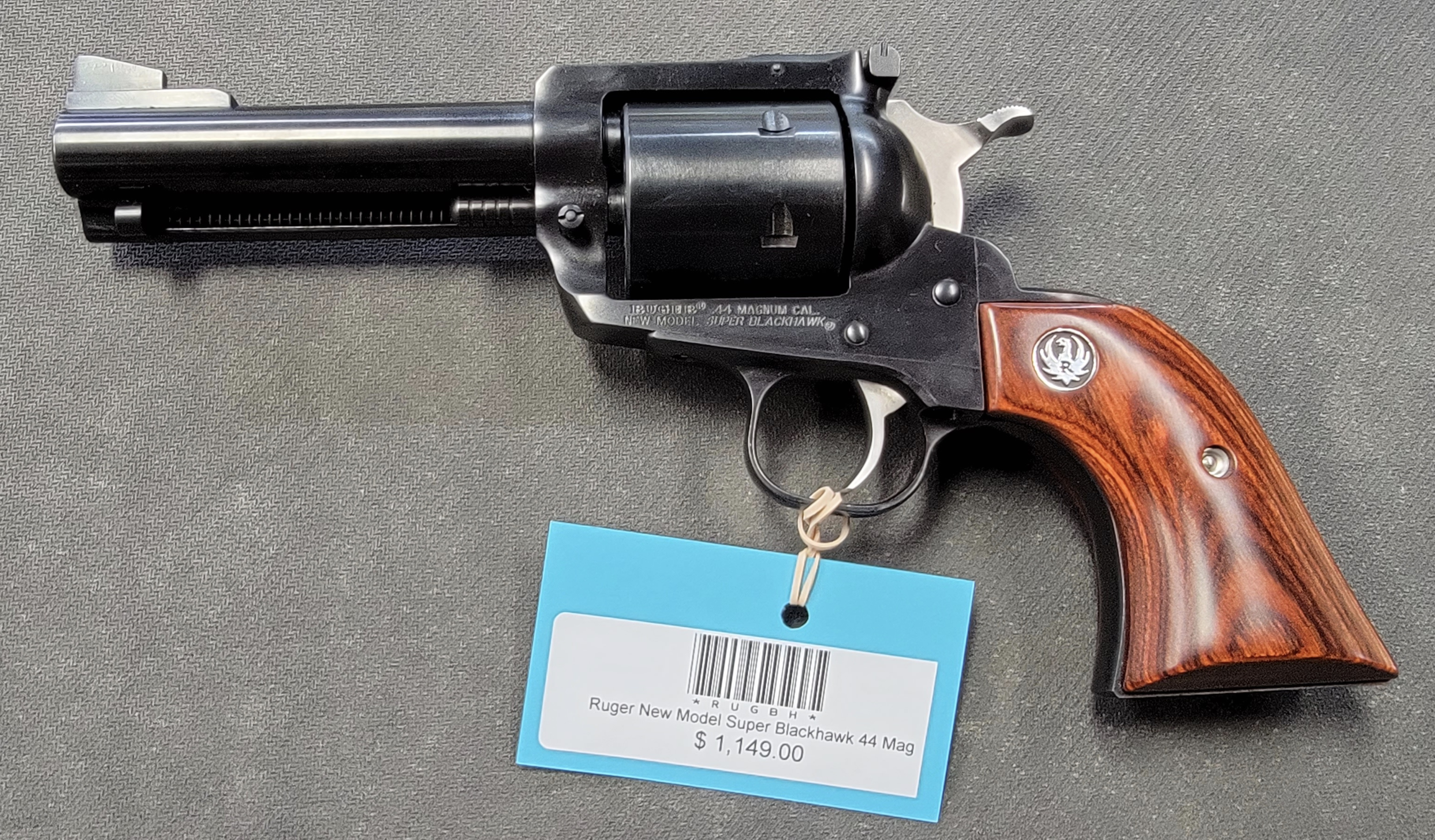 Ruger New Model Super Blackhawk .44 Mag (used)