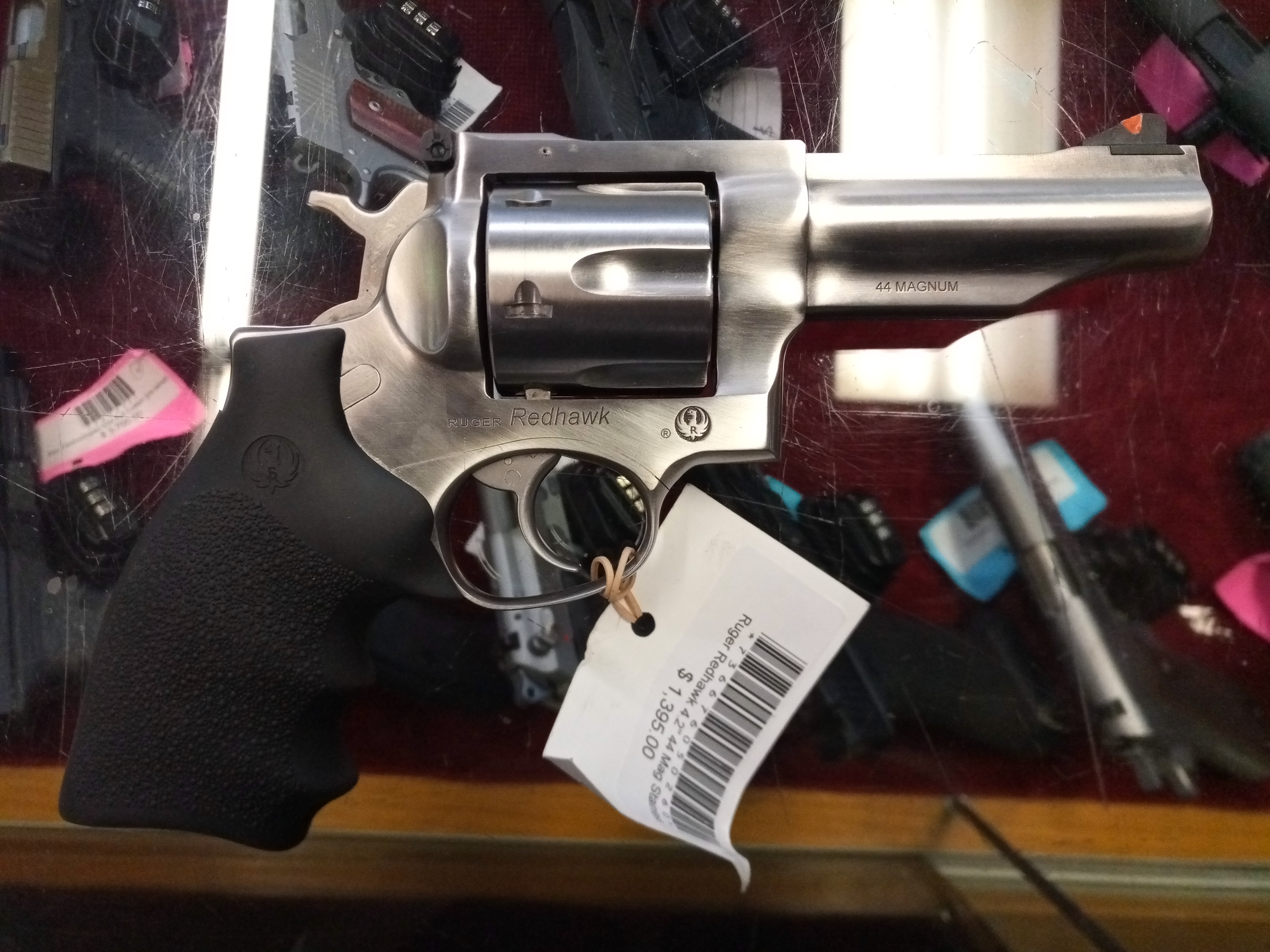 Ruger Redhawk .44 mag - Click Image to Close